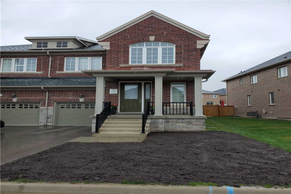 97 Forest Edge Cres, East Gwillimbury