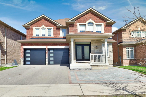 393 Thomas Cook Ave, Vaughan