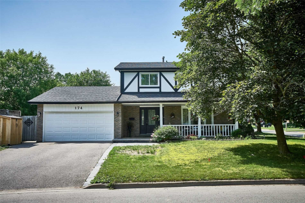 174 Thicketwood Blvd, Whitchurch-Stouffville