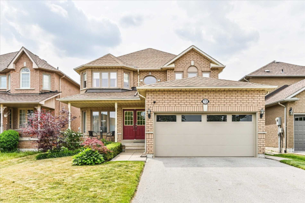 72 St Joan Of Arc Ave, Vaughan