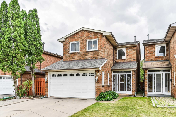 14 Bay Hill Dr, Vaughan