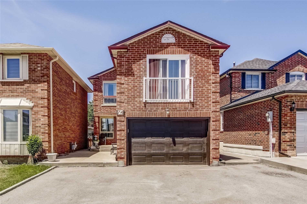 74 Twinberry Cres, Vaughan