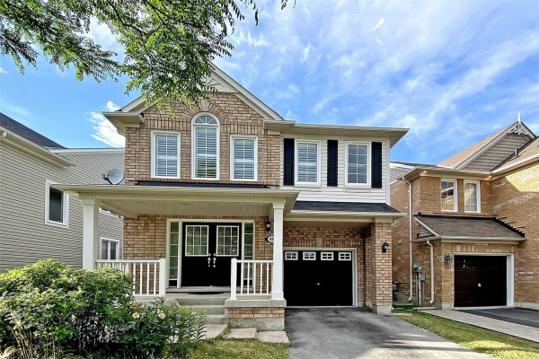 48 Fred Silvester Rd, Whitchurch-Stouffville