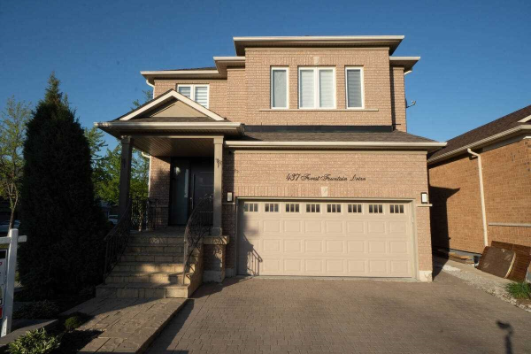 437 Forest Fountain Dr, Vaughan
