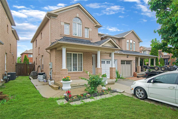 46 Chart Ave, Vaughan