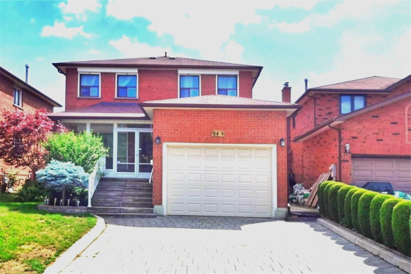 84 Crooked Stick Rd, Vaughan