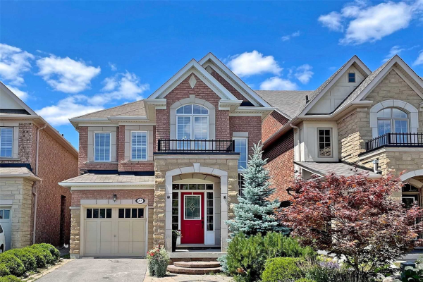 85 White Spruce Cres, Vaughan