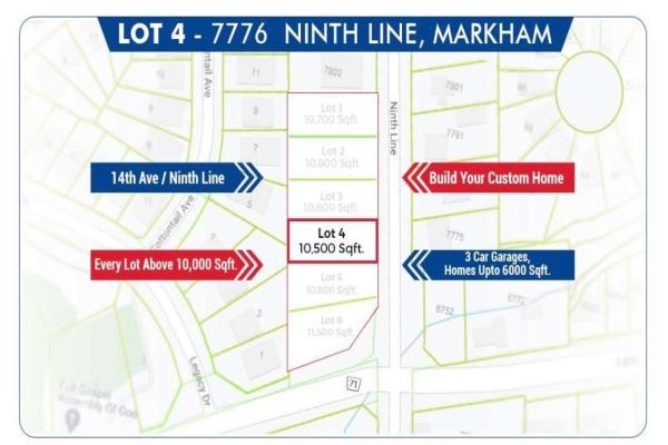 7776 Ninth Line, Markham