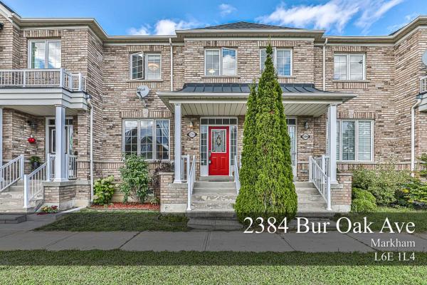 2384 Bur Oak Ave, Markham