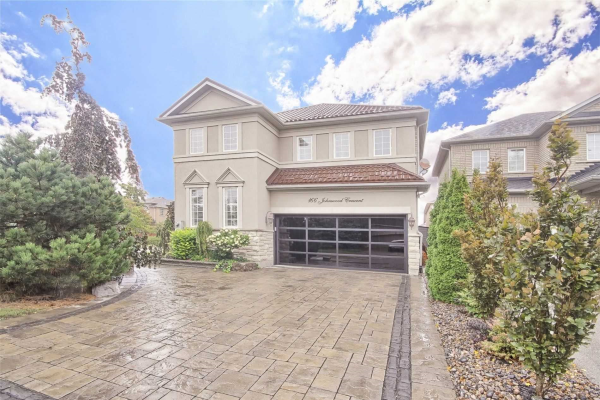 166 Johnswood Cres, Vaughan