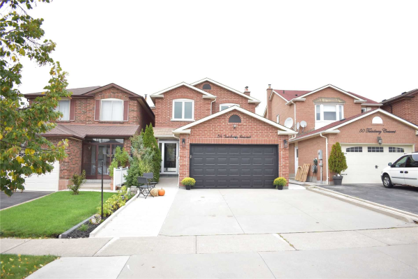 54 Twinberry Cres, Vaughan