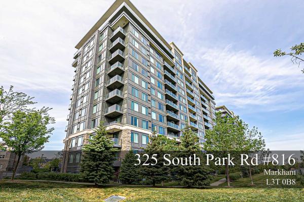 325 South Park Rd, Markham