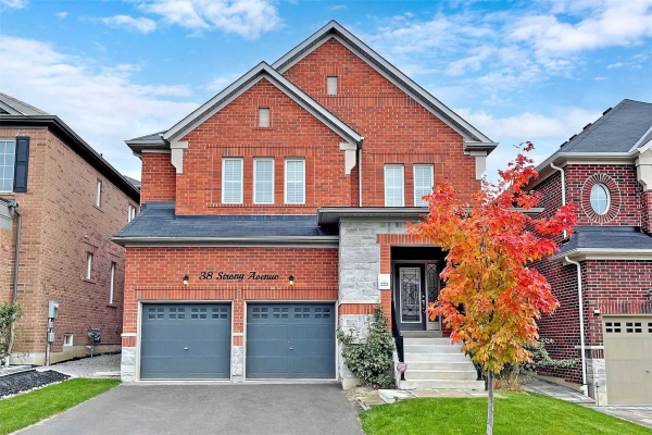 38 Strong Ave, Vaughan