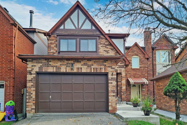 89 Esther Cres, Vaughan