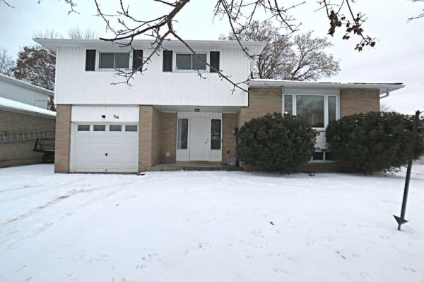 56 College Cres, Barrie
