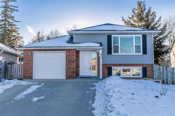 41 Gosney Cres, Barrie