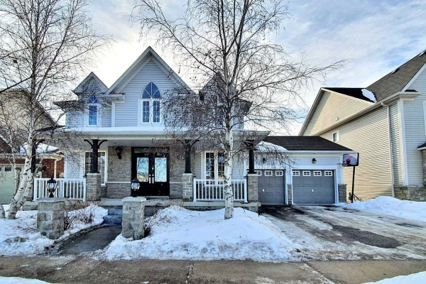 88 Succession Cres, Barrie