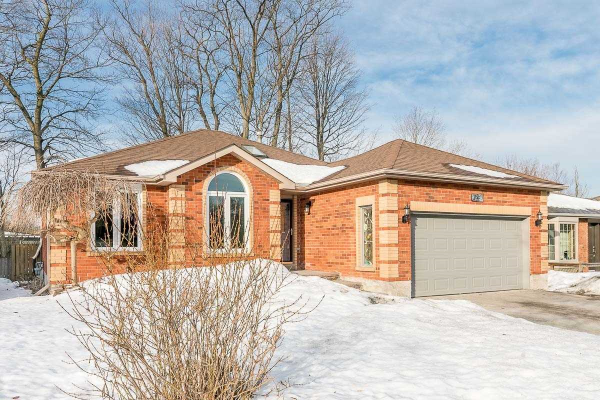 520 Leacock Dr, Barrie
