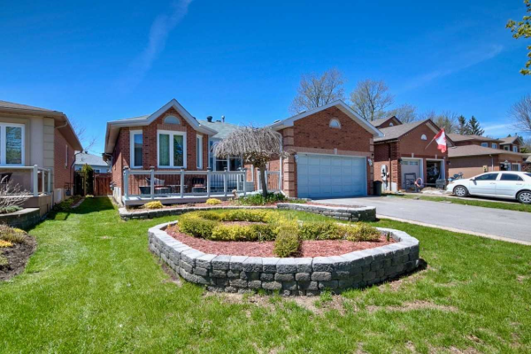 14 Oshaughnessy Cres, Barrie