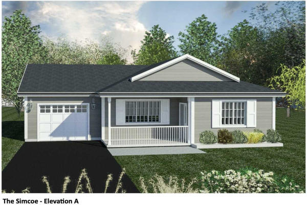 Lot 48A Sinclair Cres, Ramara