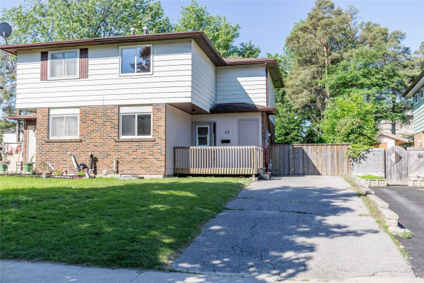63 Chaucer Cres, Barrie