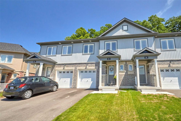 53 Franks Way, Barrie