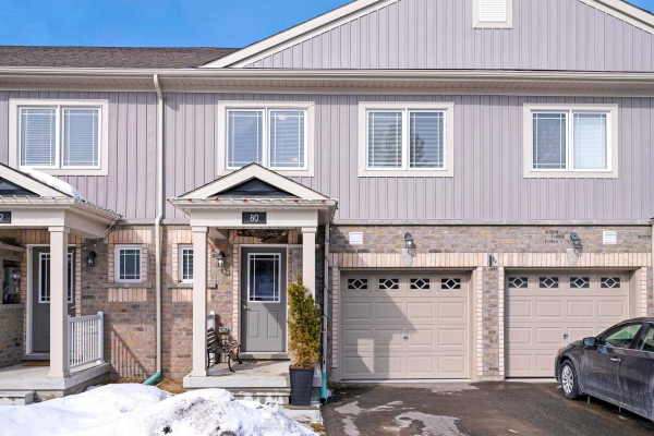 80 Franks Way, Barrie