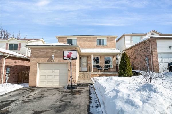 45 Moon Dr, Barrie