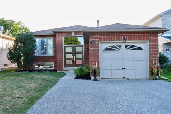 44 Ward Dr, Barrie
