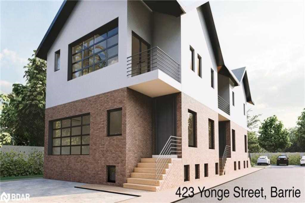 423 Yonge St, Barrie