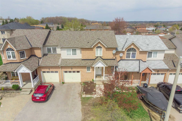 49 Trevino Circ, Barrie