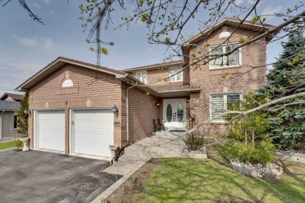 201 Ferndale Dr S, Barrie