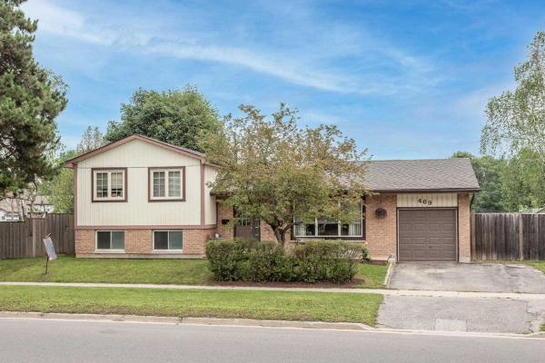 $699,000 • 469 Leacock Dr, Barrie