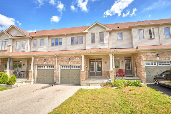 52 Pearcey Cres, Barrie