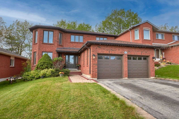 320 Leacock Dr, Barrie