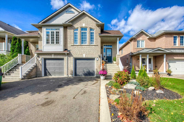 118 River Rock Cres, Brampton