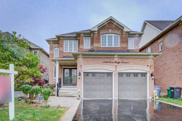 5438 Rose Ridge Cres, Mississauga