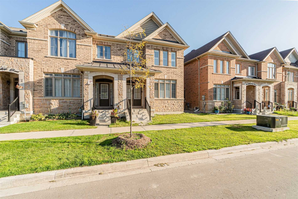 33 Yellowknife Rd, Brampton