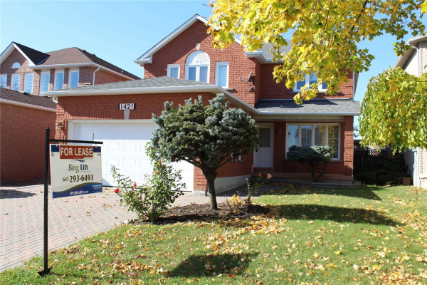 1421 Willowvale Gdns, Mississauga