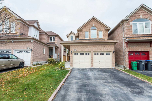 15 Narrow Valley Cres, Brampton