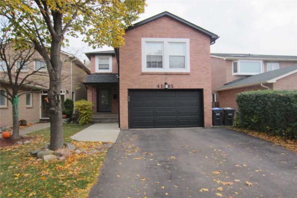 4185 Trapper Cres, Mississauga