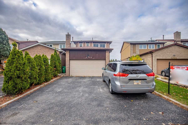 4298 Forest Fire Lane, Mississauga