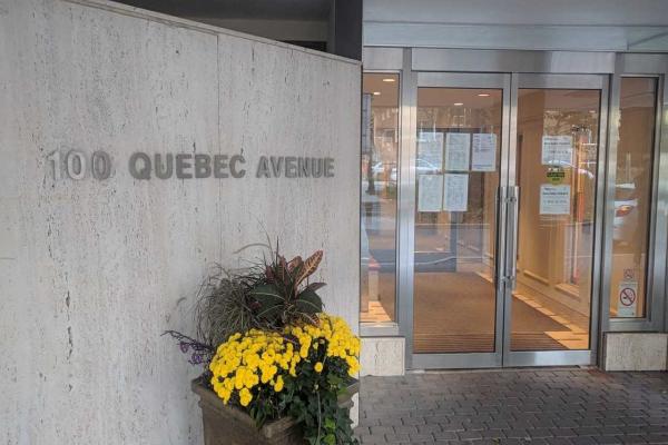 100 Quebec Ave, Toronto