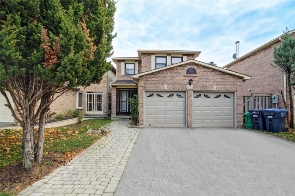 325 Wallenberg Cres, Mississauga