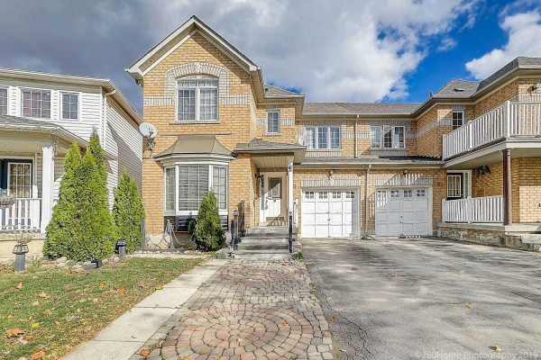 88 Seaside Circ, Brampton