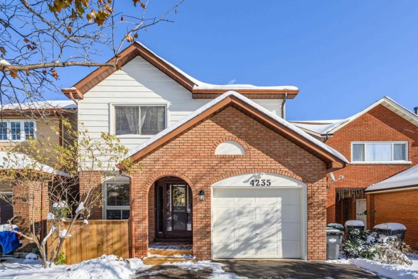 4235 Sugarbush Rd, Mississauga