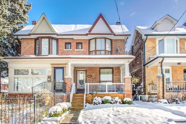 881 Shaw St, Toronto