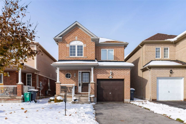 15 Heartleaf Cres, Brampton