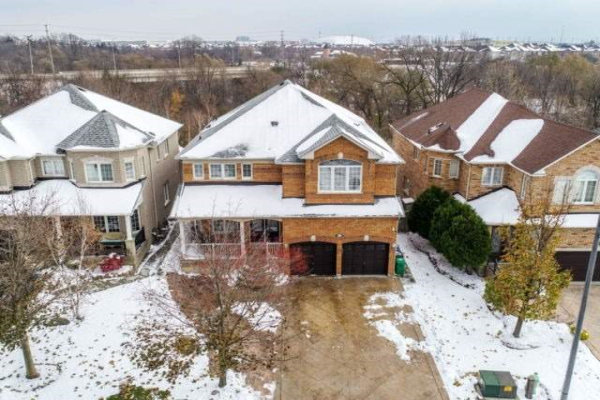 832 Craig Carrier Crt, Mississauga