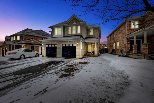 37 Jingle Cres, Brampton